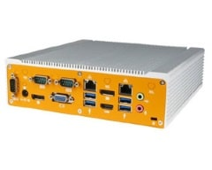 Industrie Fanless Box PC