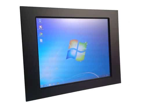 """Touch Panel 17"""" resistiv"""